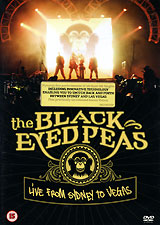 The Black Eyed Peas. Live From Sydney to Vegas цена и фото