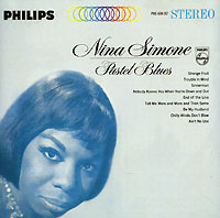 Нина Симон Nina Simone. Pastel Blues цена и фото