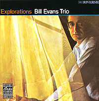 The Bill Evans Trio Bill Evans Trio. Explorations trio бра trio 2645041 07