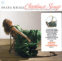 Дайана Кролл Diana Krall. Christmas Songs дайана кролл diana krall the look of love