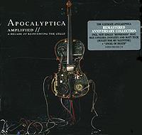 Apocalyptica Apocalyptica. Amplified. A Decade Of Reinventing The Cello (2 CD) apocalyptica apocalyptica shadowmaker 2 lp cd