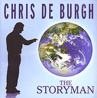 Крис Де Бург Chris De Burgh. The Storyman крис айзек chris isaak first comes the night