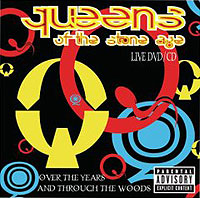 цена на Queens Of The Stone Age. Over The Years And Through The Woods (2 CD)
