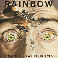Rainbow Rainbow. Straight Between The Eyes the rainbow
