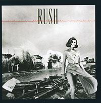 Rush Rush. Permanent Waves rush rush roll the bones