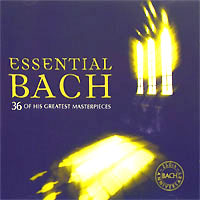 Boston Symphony Orchestra,English Chamber Orchestra,The Chamber Orchestra Of Europe Essential Bach (2 CD) саймон престон тревор пиннок the english concert orchestra simon preston trevor pinnock handel complete organ concertos 3 cd