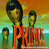 Primus Primus. Tales From The Punchbowl цена