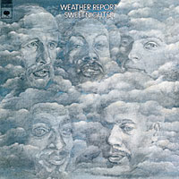 Weather Report Weather Report. Sweetnighter weather report weather report heavy weather 180 gr
