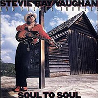 Стиви Рэй Воэн,The Double Trouble Stevie Ray Vaughan & Double Trouble. Soul To Soul trouble in toadpool