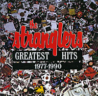 The Stranglers The Stranglers. Greatest Hits 1977 - 1990 public image limited the greatest hits so far