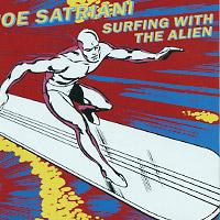 Джо Сатриани Joe Satriani. Surfing With The Alien цена