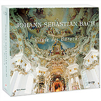 Johann Sebastian Bach. Genie Des Barock (3 CD)