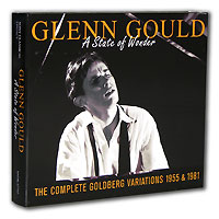 Гленн Гульд Glenn Gould. A State Of Wonder.The Complete Goldberg Variations 1955 & 1981 (3 CD) цена и фото