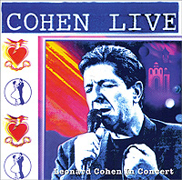Леонард Коэн Leonard Cohen. Leonard Cohen In Concert allan cohen r influence without authority