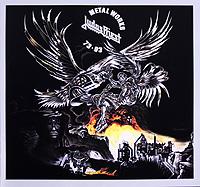 Judas Priest Judas Priest. Metal Works. 73 - 93 (2 CD) judas priest judas priest angel of retribution 2 lp 180 gr