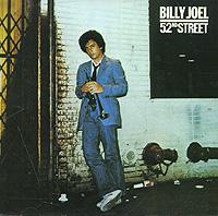 Билли Джоэл Billy Joel. 52nd Street билли фьюри billy fury we want billy billy