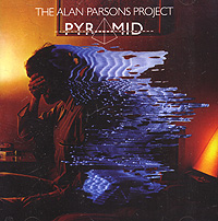 The Alan Parsons Project The Alan Parsons Project. Pyramid alan hodgkinson between the sticks