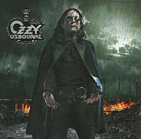 Оззи Осборн Ozzy Osbourne. Black Rain оззи осборн ozzy osbourne the ultimate sin