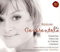 Карло Рицци,Chor Des Bayerischen Rundfunks,Munchner Rundfunkorchester Carlo Rizzi. Rossini. La Cenerentola (2 CD) rossini maurizio benini la cenerentola 2 dvd