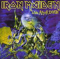 Iron Maiden Iron Maiden. Live After Death (CD + ECD) karma to burn live 2009 reunion tour