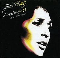 Джоан Баэз Joan Baez. Live In Europe '83 джоан баэз joan baez farewell angelina