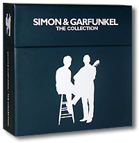 Simon & Garfunkel Simon & Garfunkel. The Collection (5 CD + DVD) пол саймон paul simon still crazy after all these years lp