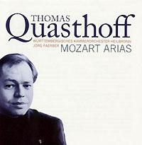 цена Томас Куастхофф,Wurttemberg Chamber Orchestra,Йорг Фэрбер Thomas Quasthoff. Mozart. Arias онлайн в 2017 году