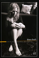 Diana Krall. Live At The Montreal Jazz Festival the devil all the time