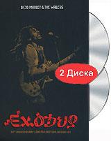 Bob Marley & The Wailers: Exodus (DVD + CD) цена