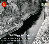 Николаус Арнонкур,Wiener Philharmoniker Nikolaus Harnoncourt. Smetana. Ma Vlast (2 CD) арнонкур николаус музыка барокко путь к новому пониманию