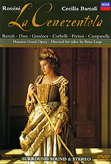Rossini - La Cenerentola / Campanella, Bartoli, Dara, Houston Grand Opera цена