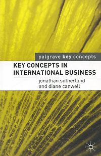 Key Concepts in International Business key concepts in international business