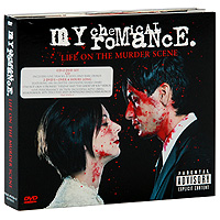 My Chemical Romance My Chemical Romance. Life On The Murder Scene (CD + 2 DVD) black tea brewed machine glass automatic steam boiling pu er flower teapot insulation electric kettle