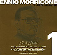 Эннио Морриконе Ennio Morricone. Gold Edition. Vol. 1 эннио морриконе ennio morricone morricone 60 years of music