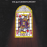 The Alan Parsons Project The Alan Parsons Project. The Turn Of A Friendly Card the alan parsons project the alan parsons project gaudi
