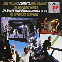 Джон Уильямс,The Skywalker Symphony Orchestra John Williams Conducts John Williams. The Star Wars Trilogy цена