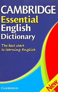 Cambridge Essential English Dictionary cambridge essential english dictionary