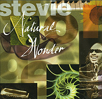 Стиви Уандер Stevie Wonder. Natural Wonder (2 CD) цена и фото