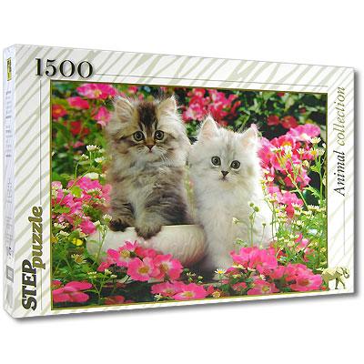 Котята Пазл 1500 элементов .