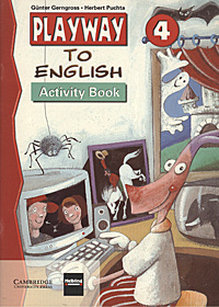 Playway to English 4: Activity Book playway to english level 2 cards pack