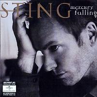 Стинг Sting. Mercury Falling (ECD) стинг sting the soul cages