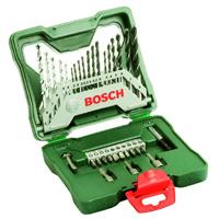 Набор оснастки 33 предмета Bosch 2607019325