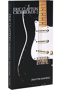 цена на Эрик Клэптон Eric Clapton. Crossroads 2. Live In The Seventies (4 CD)