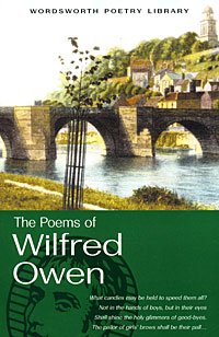 The Poems of Wilfred Owen the pity of war