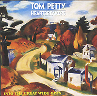 Том Петти,The Heartbreakers Tom Petty And The Heartbreakers. Into The Great Wide Open tom petty tom petty heartbreakers into the great wide open