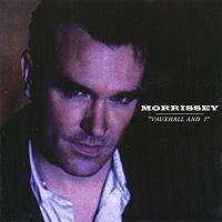 Моррисси Morrissey. Vauxhall And I цена