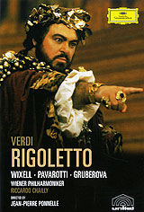 Verdi  Rigoletto  Wixell Pavarotti Gruberova .