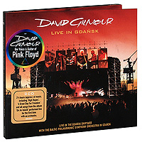 Дэвид Гилмор David Gilmour. Live In Gdansk (2 CD) blu ray cd david gilmour live at pompeii