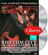 Usher: Rhythm City. Volume One: Caught Up (DVD + CD) все цены