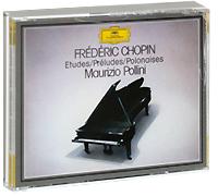 Маурицио Поллини Maurizio Pollini. Chopin. Etudes / Preludes / Polonaises (3 CD) цена в Москве и Питере